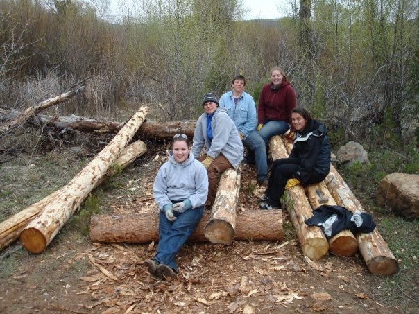 Log Peeling Group