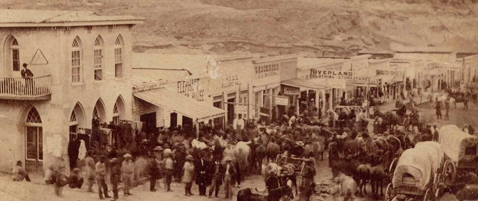 Early Virginia City